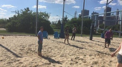 Photo of Park Pier 6 - Sand Court at At Atlantic & Furman, Brooklyn, NY 11201, United States