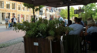 Photo of Cafe Stadscafé Artisante at Diepswal 1, Dokkum 9101 LA, Netherlands