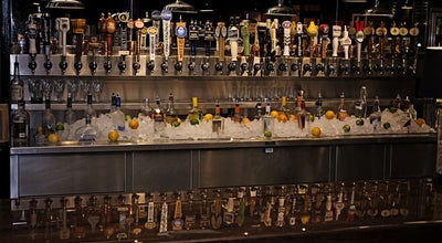 Photo of New American Restaurant New Amsterdam Bar & Restaurant at 120b Sw Water St, Peoria, IL 61602, United States