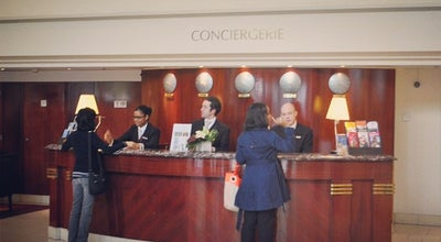 Photo of Hotel Paris Marriott Rive Gauche Hotel & Conference Center at 17 Boulevard Saint Jacques, Paris 75014, France