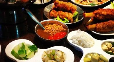 Photo of Vietnamese Restaurant เฮือนครูอ้อ at Thailand