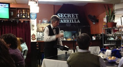 Photo of Seafood Restaurant Parrila Secretito at Avenida Dorrego 2720, Capital Federal District 1425, Argentina