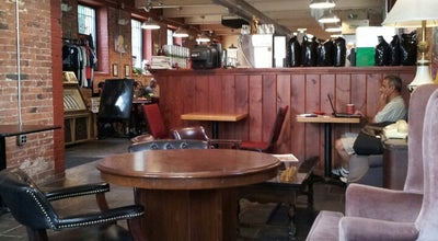 Photo of Cafe Hudson River Coffee House at 227 Quail St, Albany, NY 12203, United States