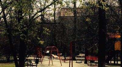 Photo of Playground Двор с фонтаном at Russia