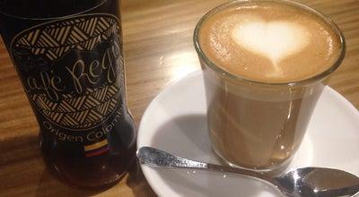 Photo of Coffee Shop Café Regina at Las Palmas de Gran Canaria, Spain