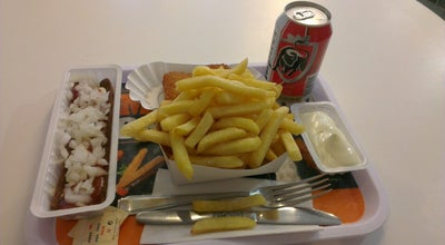 Photo of Food Frituur Pick-Nick at Edegemsestraat 115, Mortsel 2640, Belgium