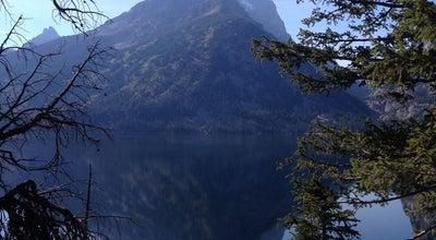 Photo of Lake Jenny Lake at Grand Teton National Park, Moran, WY 83012, United States