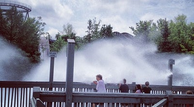 Photo of Water Park Timberwolf Falls at Canada's Wonderland, Vaughan, On, Canada