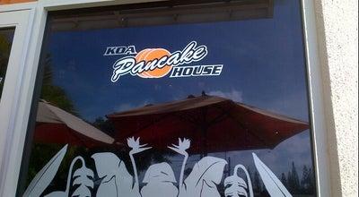 Photo of Breakfast Spot Koa Pancake House at 930 Valkenburgh St, Honolulu, HI 96818, United States