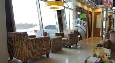 Photo of Coffee Shop Coffeeshop Company at 8-й Км Ш. Дорога Жизни, Всеволожск, Russia