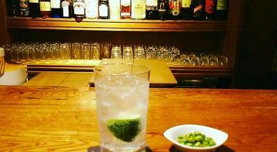 Photo of Bar 倫敦屋酒場 at 片町1-12-8, 金沢市 920-0981, Japan