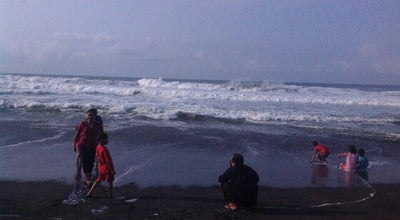 Photo of Beach Pantai Gua Cemara at Dusun Patihan, Bantul, Indonesia