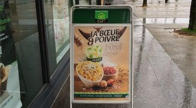 Photo of Italian Restaurant Mezzo di pasta at Place De La Liberté, Brest, France