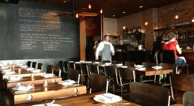 Photo of New American Restaurant The Bristol at 2152 North Damen Ave, Chicago, IL 60647, United States
