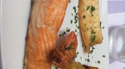 "Photo of Italian Restaurant Restaurant Italien ""Le Pinocchio"" at Rue Conte Felix Gastaldi, Montecarlo, Monaco"