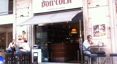 Photo of Cafe Don'Cola at Via Cesarea, 33/r, Genova 16121, Italy
