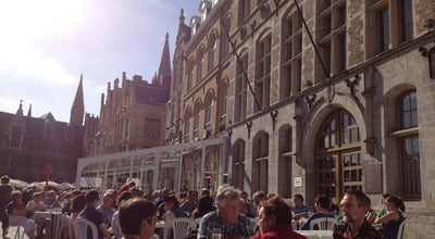 Photo of Diner Old Tom Hotel at Grote Markt 8, Ieper 8900, Belgium
