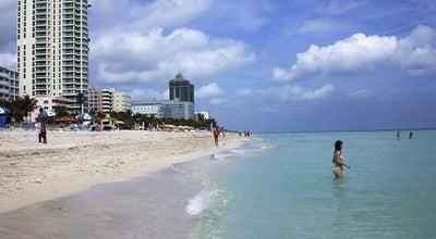 Photo of Beach Bar Miami Beach at Miami, Florida, Turkey