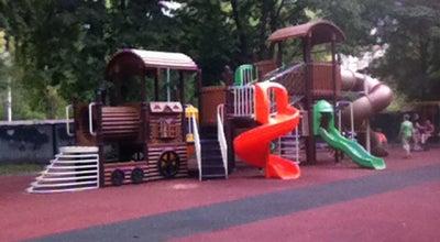 Photo of Playground Двор С Паровозом at Russia
