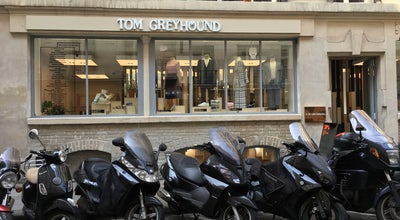 Photo of Boutique Tom Greyhound Paris at 19, Rue De Saintonge, Paris 75003, France