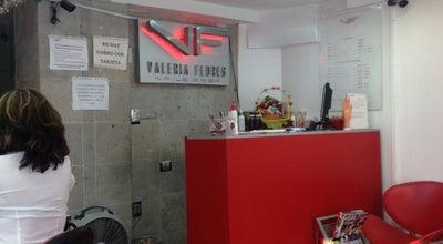 Photo of Nail Salon Valeria Flores at Churubusco, Mexico