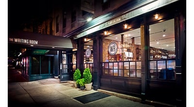 Photo of New American Restaurant Writing Room at 1703 Second Ave, New York, NY 10128, United States