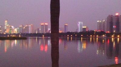 Photo of Lake 南湖 at 青秀区星湖路, Nanning, Gu 530022, China