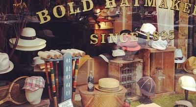 Photo of Accessories Store Goorin Bros. Hat Shop at 1612 Stockton St, San Francisco, CA 94133, United States