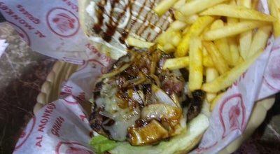 Photo of Burger Joint Al Monkey Grills at Jordan