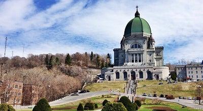 Photo of Church Oratoire Saint-Joseph / Saint Joseph's Oratory at 3800 Ch. Queen Mary, Montréal, QC H3V 1H6, Canada