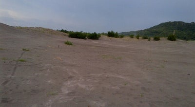 Photo of Beach Sand Dune at Parangtritis, Yogyakarta, Indonesia