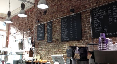 Photo of Cafe Cafe Coho at 82 Queens Rd, Brighton BN1 3XE, United Kingdom