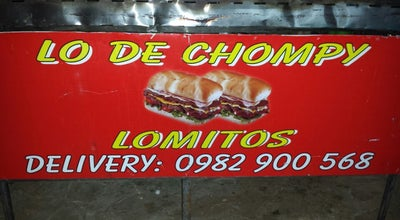 Photo of Burger Joint Chompi at Lambaré, Paraguay