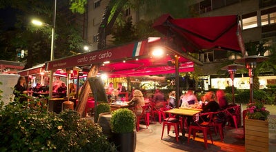 Photo of Italian Restaurant Cento Per Cento at Abdi İpekçi Cd. Zati, İstanbul, Turkey