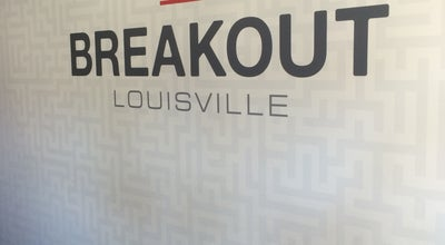 Photo of Arcade Breakout Games at Louisville, KY, United States