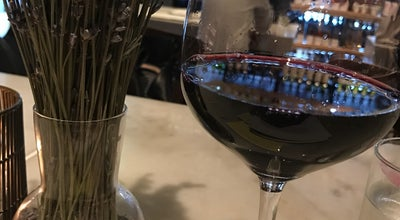Photo of Wine Bar Wally's Beverly Hills at 447 N. Canon Drive, Los Angeles, Ca 90210, United States