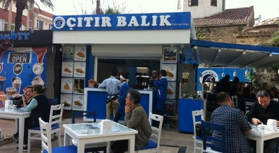 Photo of Fish and Chips Shop Çıtır Balık at Işıklar Cad., Antalya, Turkey