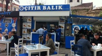 Photo of Fish and Chips Shop Çıtır Balık at Işıklar Cad., Antalya, Turkey