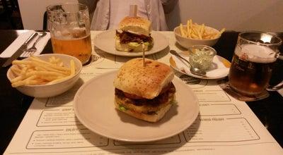 Photo of Burger Joint Mozaika Burger & Co. at Nitranská 13, Prague 130 00, Czech Republic