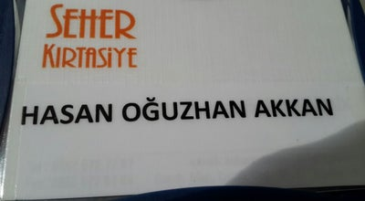 Photo of Bookstore Seher Kırtasiye at Turkey