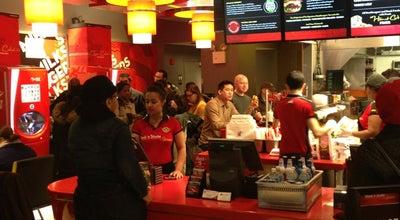 Photo of Burger Joint Steak 'n Shake at 1695 Broadway, New York, NY 10019, United States