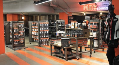 Photo of Motorcycle Shop Harley-Davidson of New York City at 376 Broadway, New York, NY 10013, United States