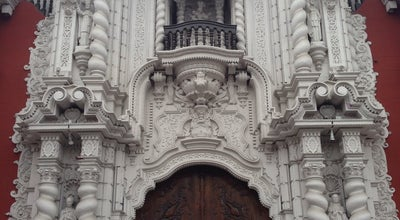 Photo of Church Parroquia de San Marcelo at Lima, Peru