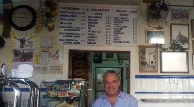 Photo of Wine Bar El 2 de Sagasta Vinos at C. Sagasta, 2, Madrid 28004, Spain