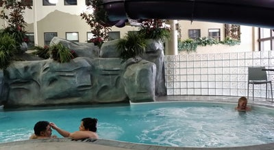 Photo of Spa Urban Oasis Mineral Spa at 1445 Portage Ave, Winnipeg, Ma, Canada