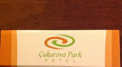 Photo of Hotel Çukurova Park Hotel at Kuruköprü Mh. İnönü Cd. No:99, Adana 01060, Turkey