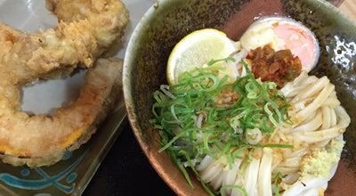 Photo of Ramen / Noodle House セルフうどん桃山亭 当新田店 at 南区当新田127-1, 岡山市, Japan