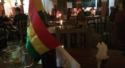 Photo of German Restaurant Kultur Cafe Berlin at Avaroa 326, Sucre, Bolivia