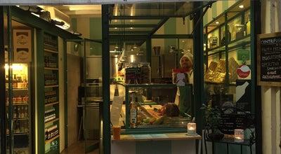 Photo of Sandwich Place Il Panino Ingegnoso at Piazza Di Pietra 35, Roma, Italy