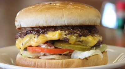 Photo of Burger Joint Brownie's Hamburgers South at 6577 E 71st St, Tulsa, OK 74133, United States
